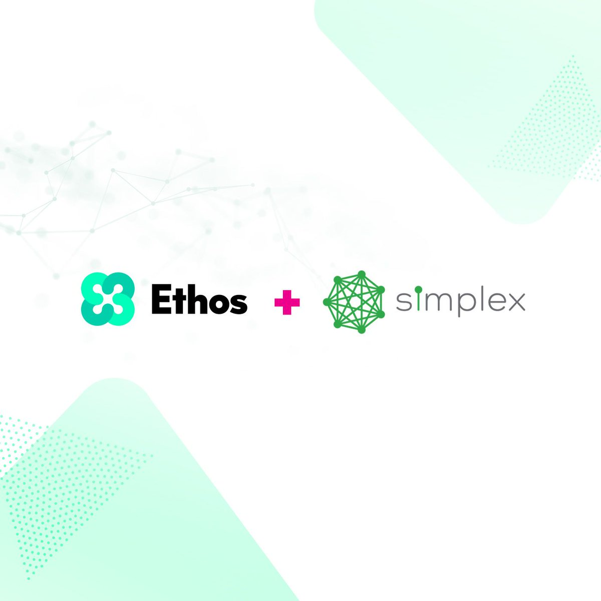 Ethos declares integration with Simplex allowing Bitcoin and Altcoin purchases with Credit cards