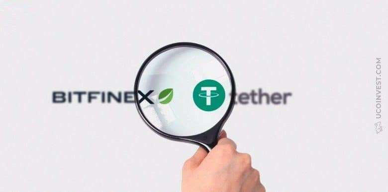 Tether Tokens to Bitfinex