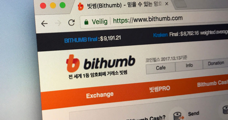 Photo of Largest South Korean Exchange Bithumb Launches Crypto Indices