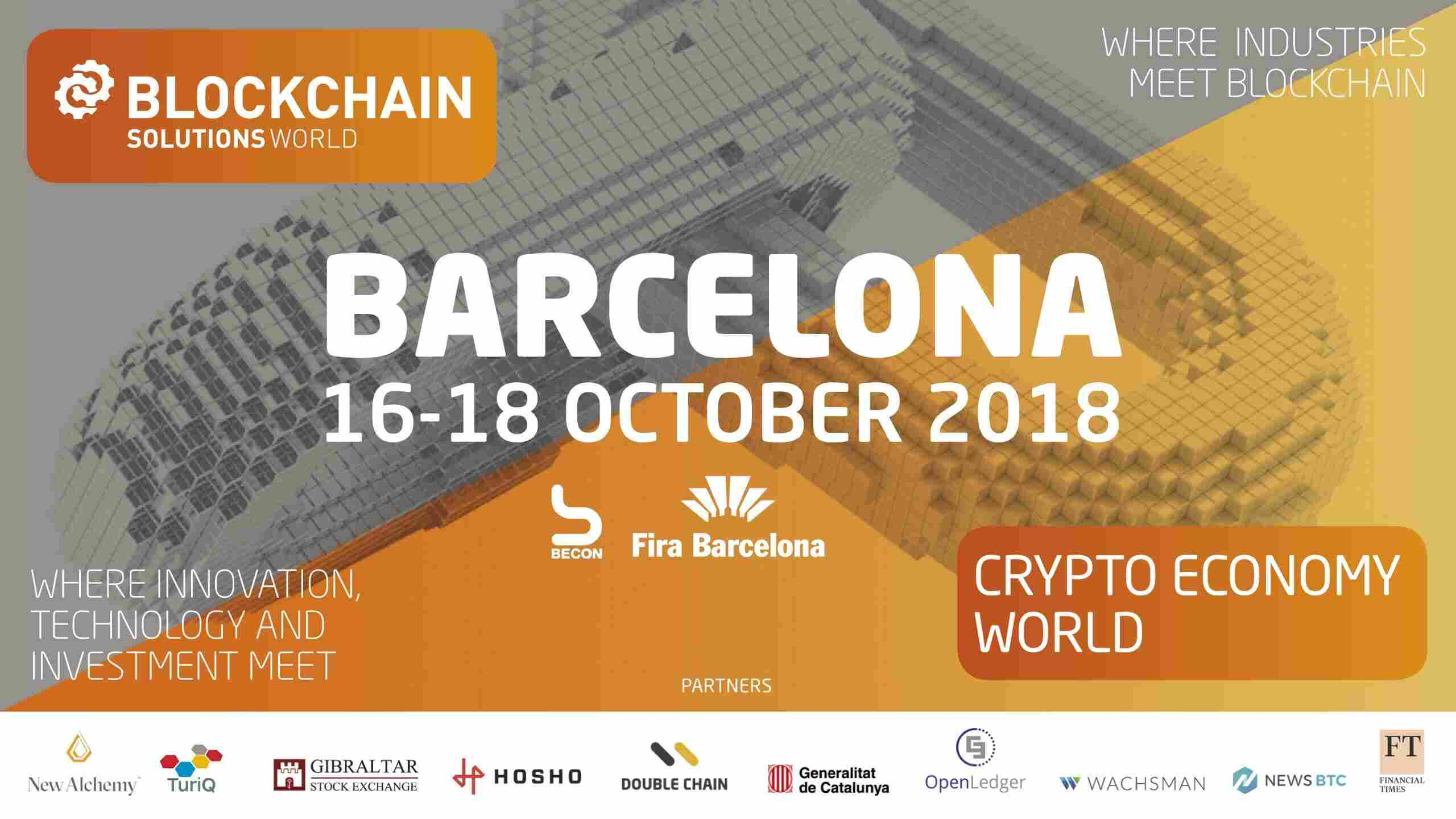 Photo of Barcelona to Host Hackathon from October 16-18