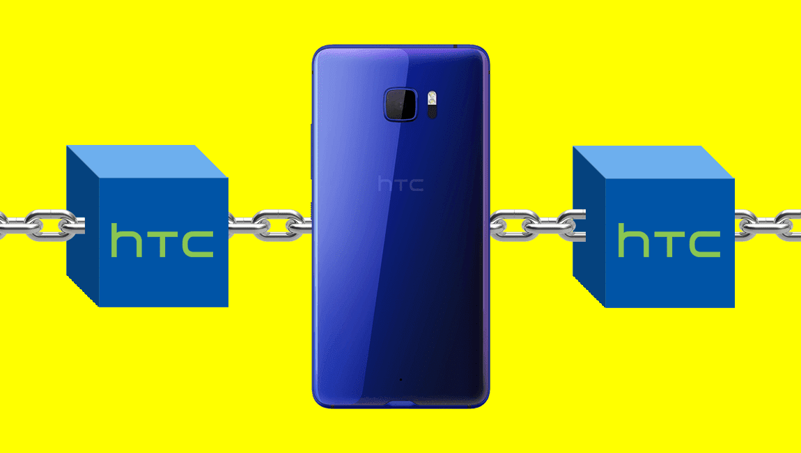 Photo of HTC Launches its First Blockchain-Focused Smartphone Exodus 1
