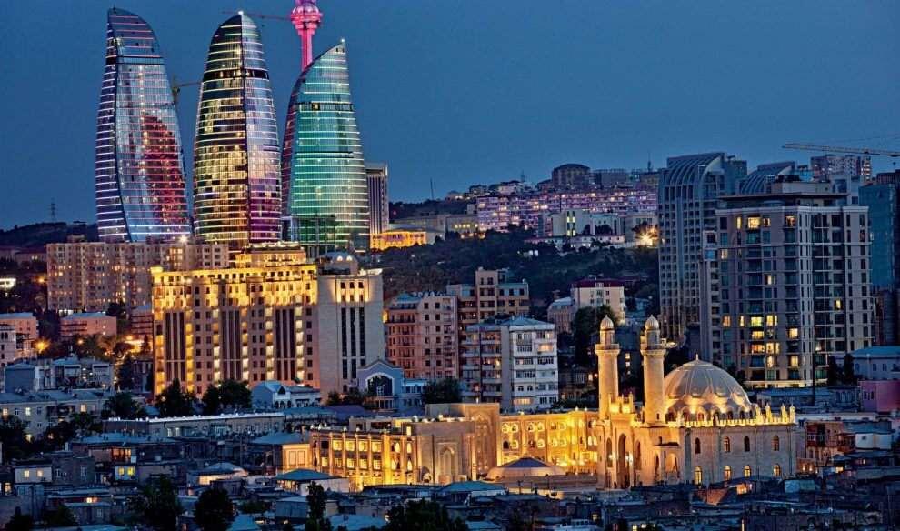 Azerbaijan on Blockchain