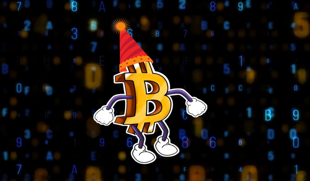 Bitcoin's 10th b'day celebration