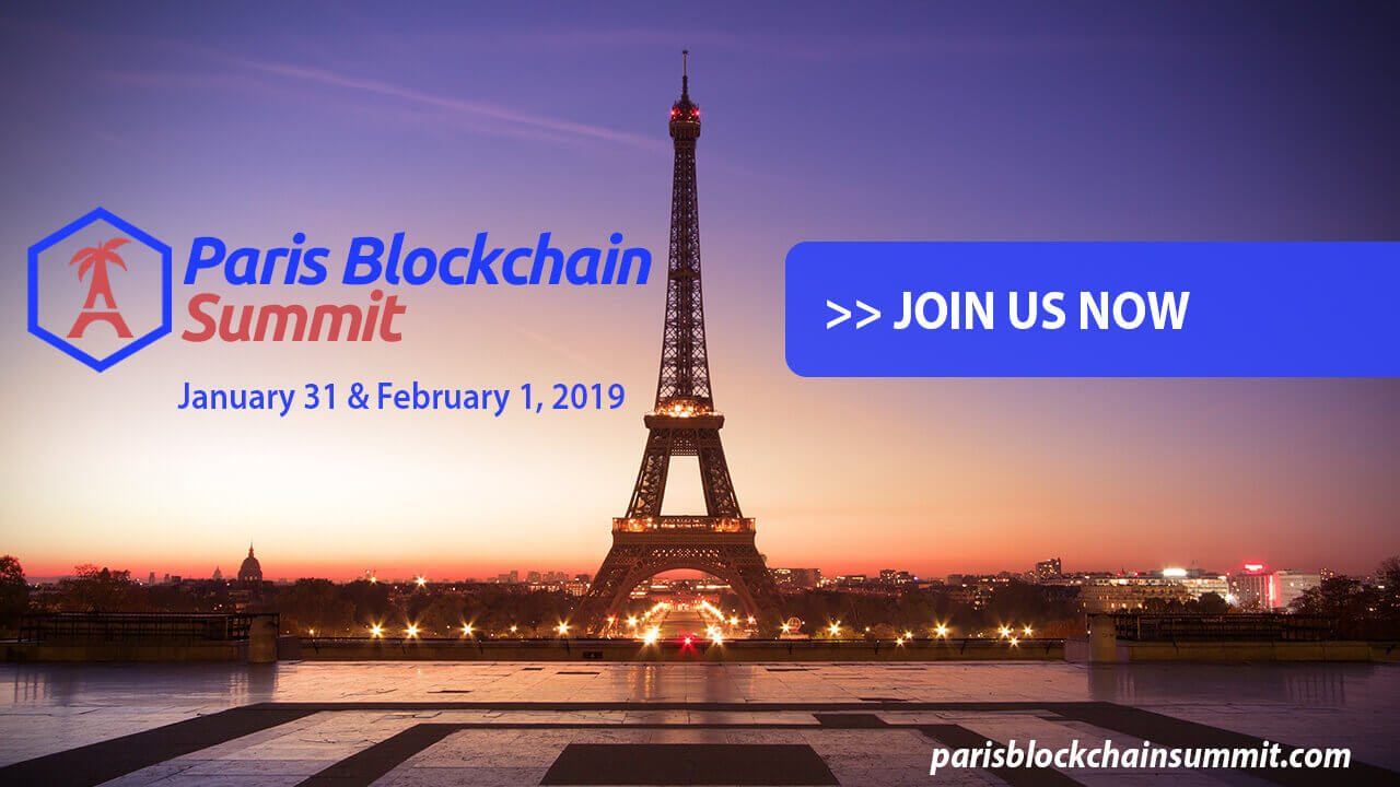 Photo of Paris Blockchain Summit : First International Event Dedicated To The Blockchain Industry 10 Years After The Creation Of Bitcoin