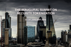 Security Tokenization Summit