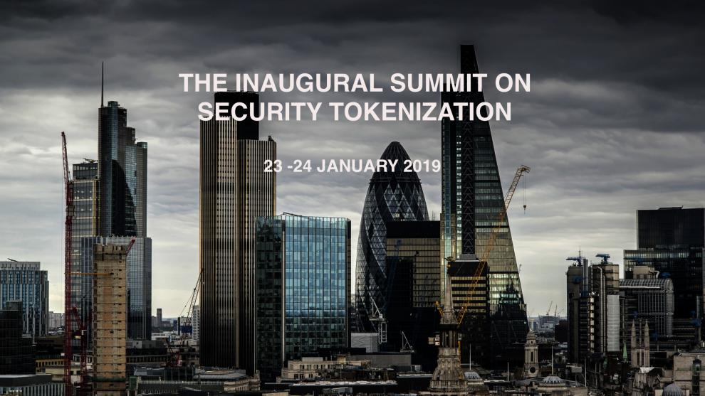 Security Tokenization Summit