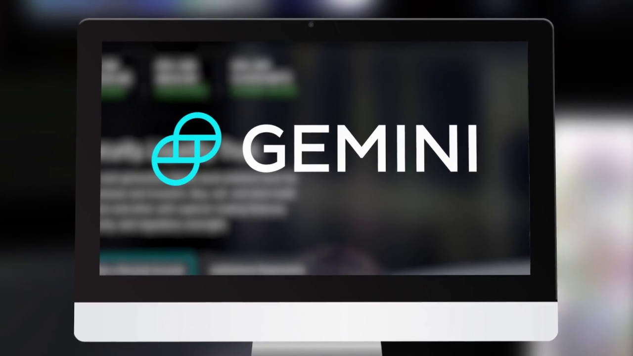 Gemini exchnage