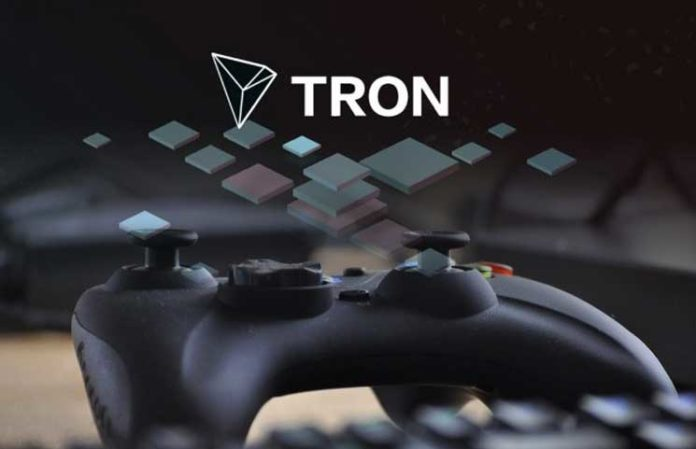 TRON Announces $100 Million Fund for Blockchain Games Development