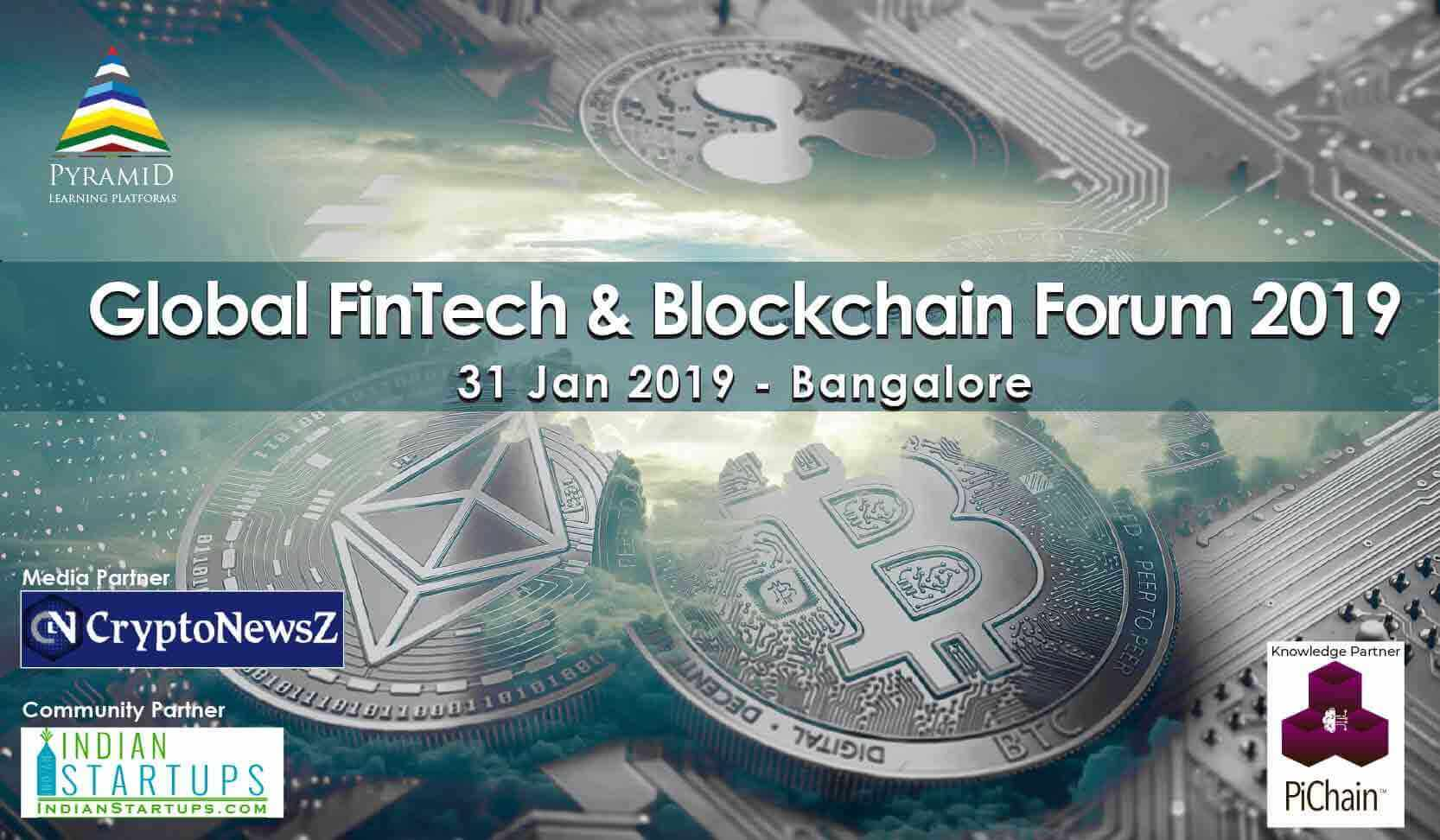 Photo of Global Fintech and Blockchain Forum 2019