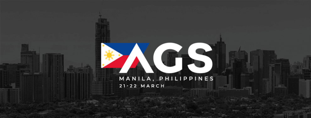 AGS Manila Blockchain