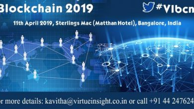Photo of Virtue Insight is proud to announce its first Blockchain conference in Bangalore