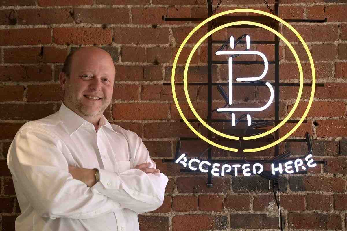 Circle CEO- Jeremy Allaire