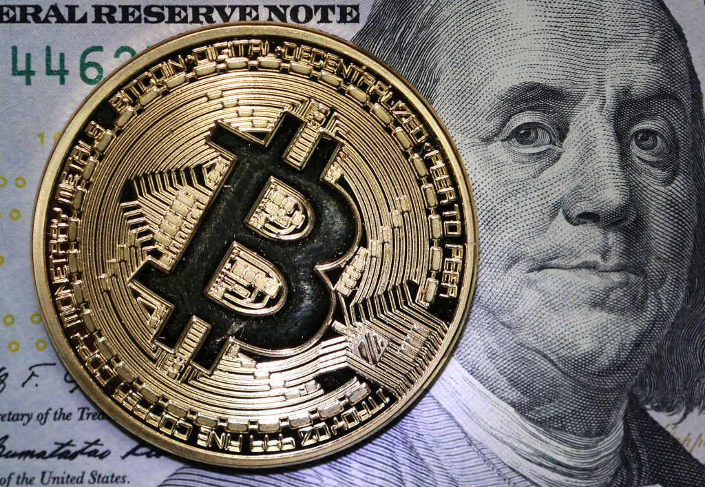 How to get usd into cryptocurrency