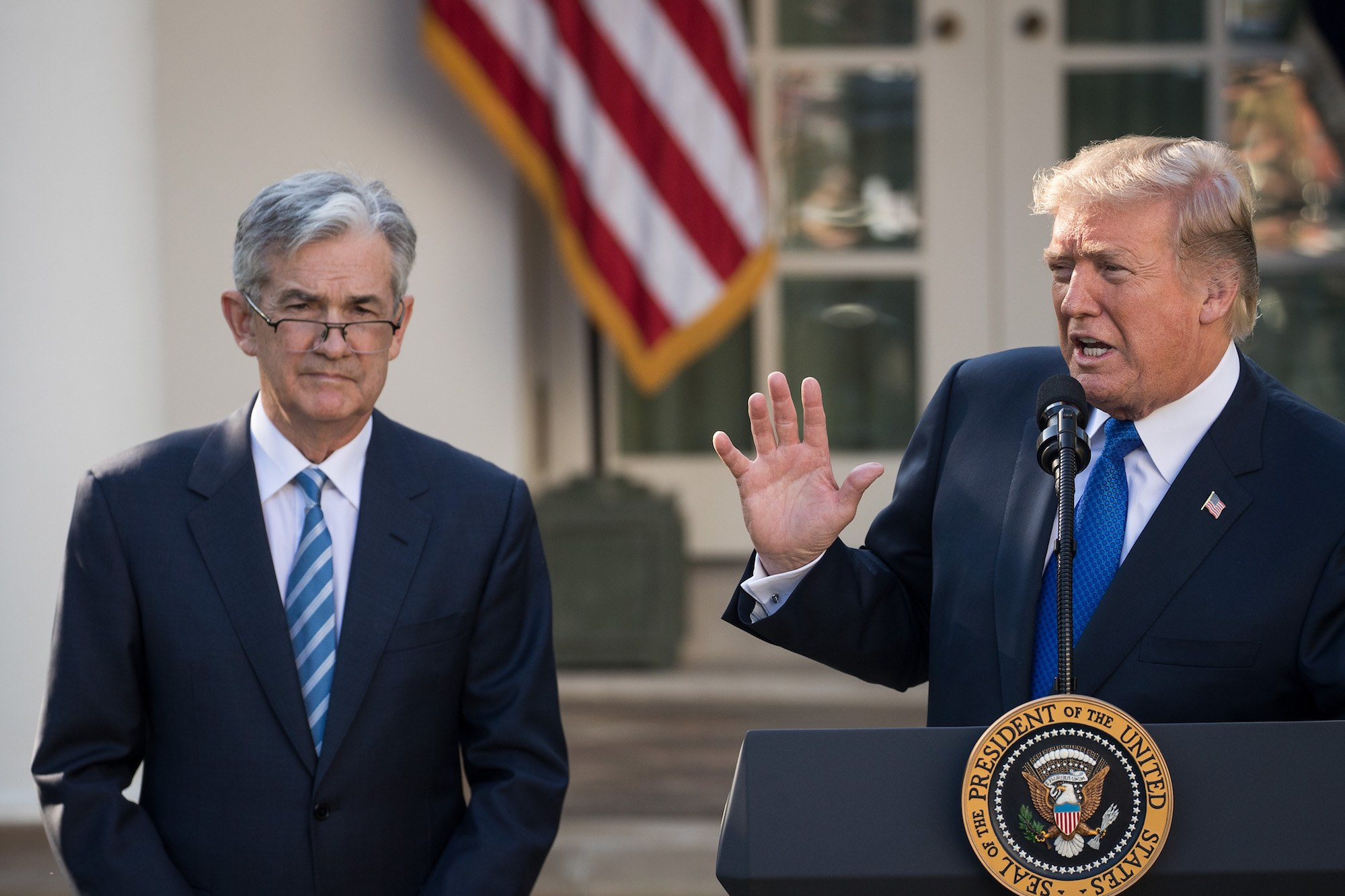 Photo of Jerome Powell Has No Plans To Meet U.S. President