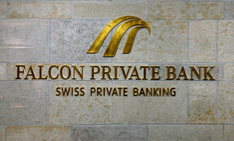 Swiss private bank Falcon