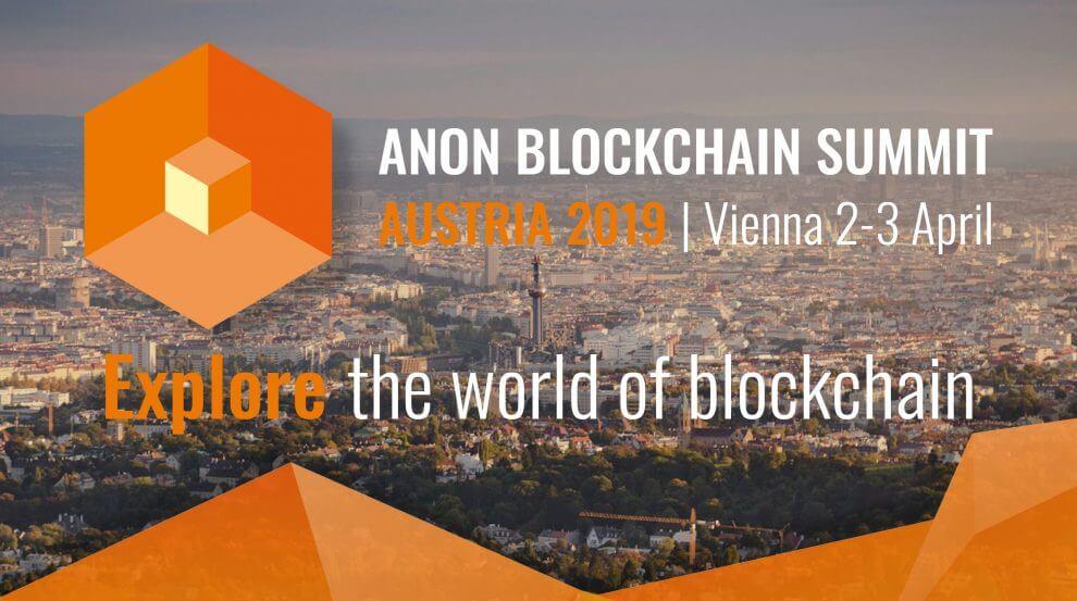 ANON Blockchain Summit Austria