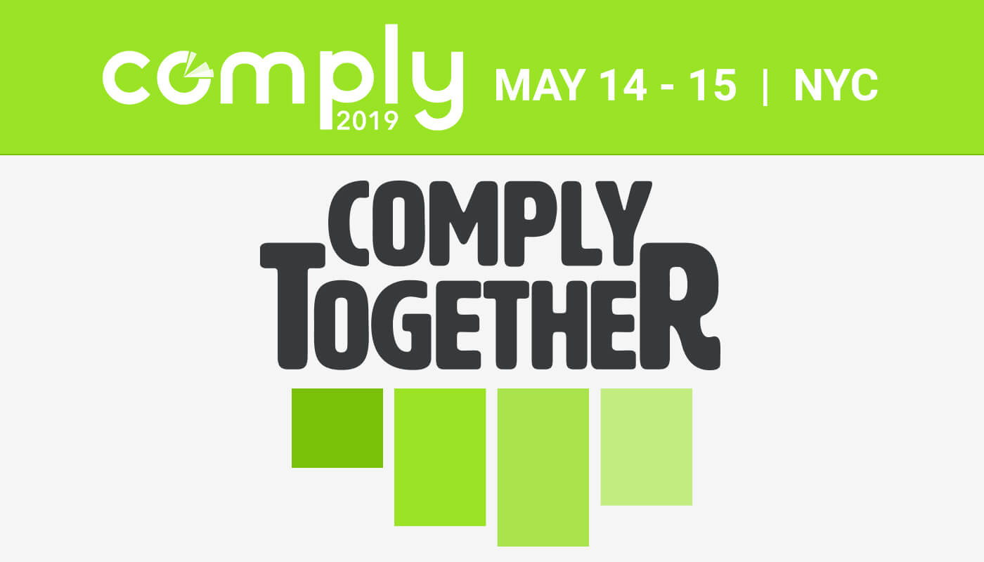 Photo of Compliance, Risk, Regulatory and Financial Leaders Join Forces at COMPLY2019 Conference