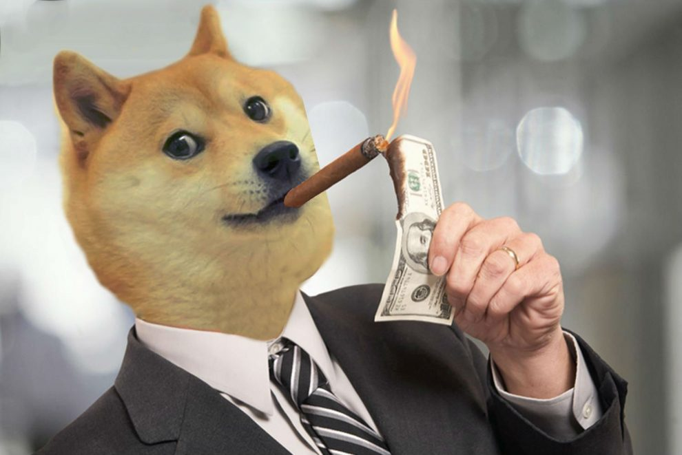 Dogecoin-DOGE-