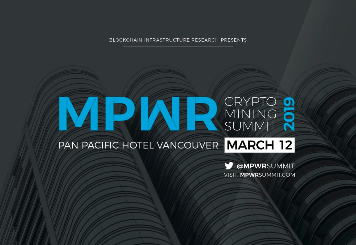 Photo of The Most Profitable Crypto Mining Summit of The Year, Presented by Blockchain Infrastructure Research