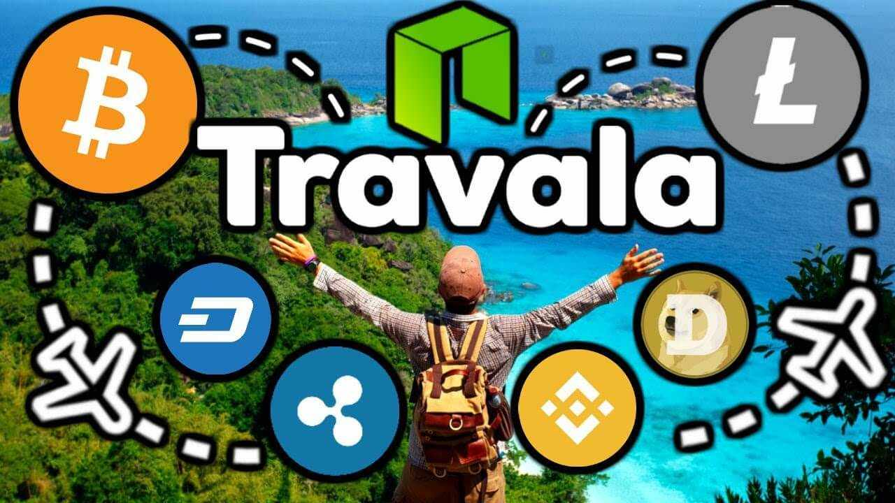 Travala, The Next generation Online Travel Agency