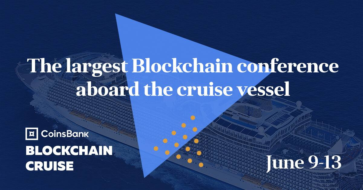 Photo of Four Day Blockchain Cruise 2019 Gathers John McAfee and Key Industry Leaders Again