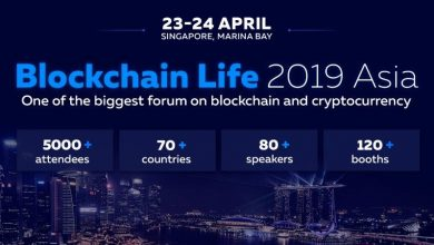 "Photo of 3rd Global forum ""Blockchain Life"" comes to Singapore"