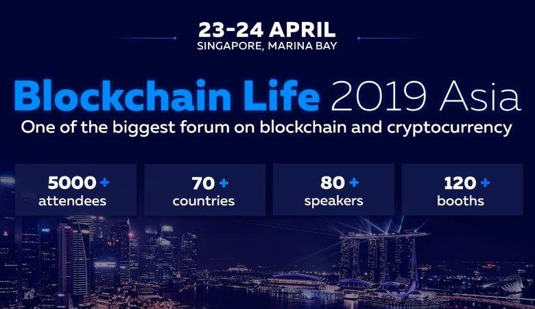 3rd Global forum Blockchain Life