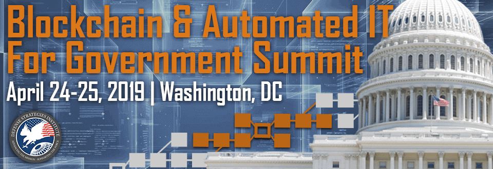 Photo of 2nd Blockchain & Automated IT for Government Summit Announced