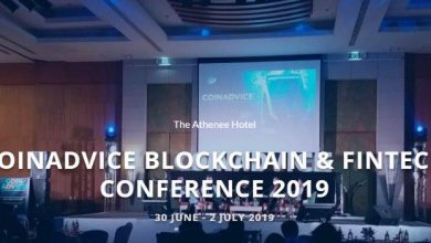 Photo of CoinAdvice Blockchain & Fintech Conference Will Take Place from 30th June to 2nd July 2019 in Thailand