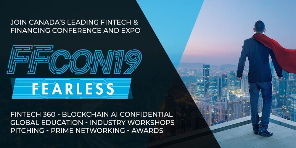 Photo of FFCON19 FEARLESS to Address the Challenges and Successes of Entrepreneurs and Innovators in the Vanguard of Transforming the Financial Industry
