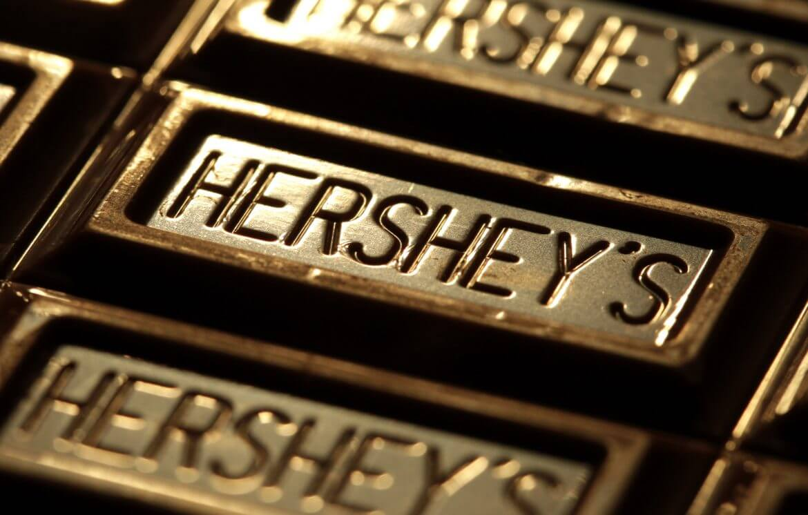 Photo of American Chocolate Biggie Hershey's Merges with Blockchain Consortium AdLedger