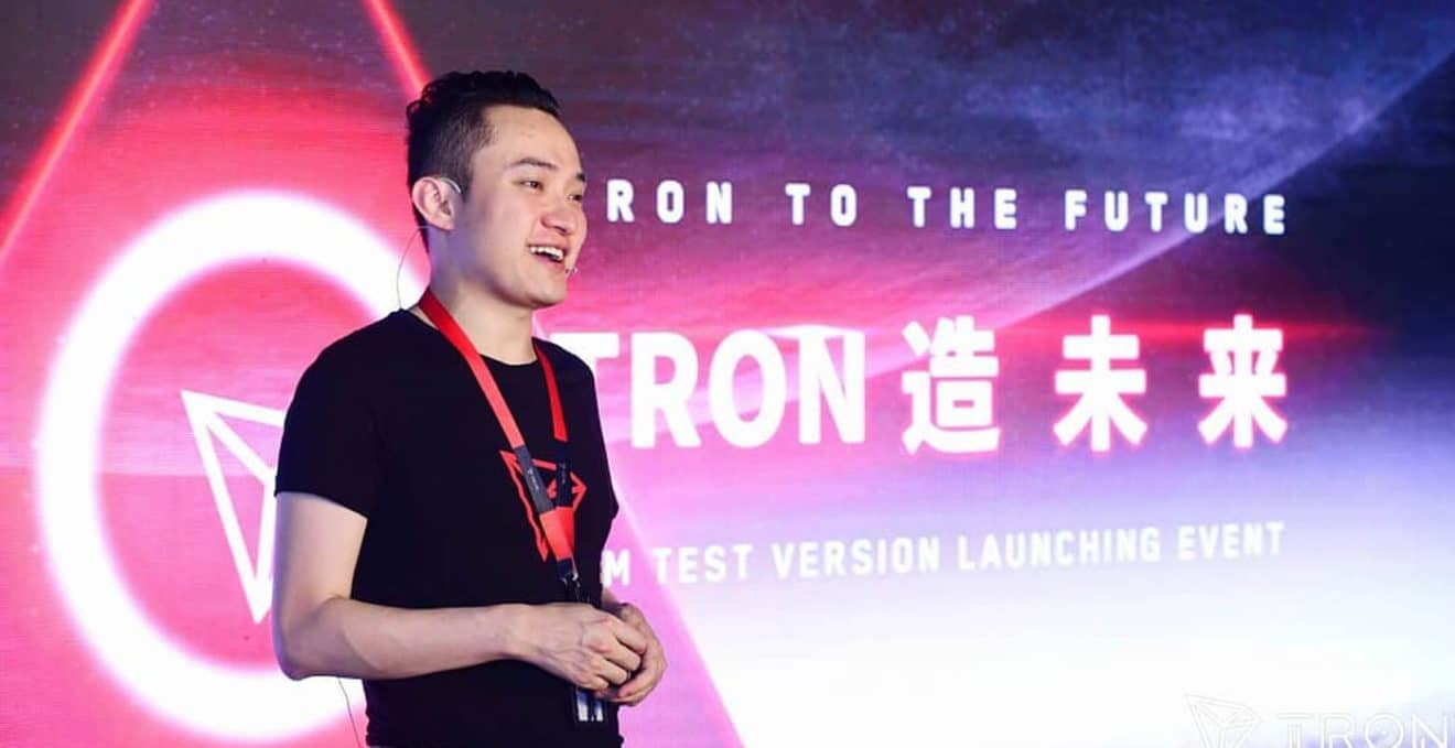 Image result for justin sun tron foundation