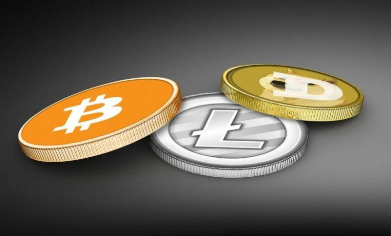 Litecoin and Dogecoin