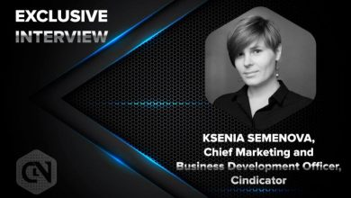Photo of An Exclusive Interview with Ksenia Semenova, Chief Marketing and Business Development Officer at Cindicator