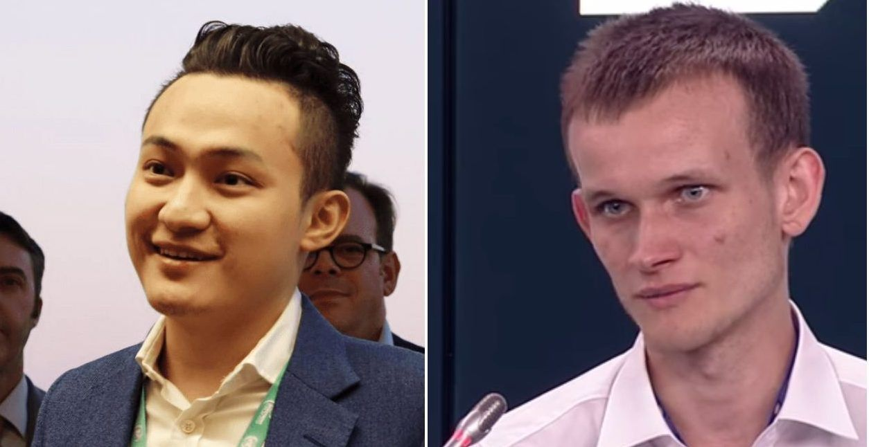 Photo of Will Tron and Ethereum Really Collab Or Is Tron CEO Simply Trolling Buterin?