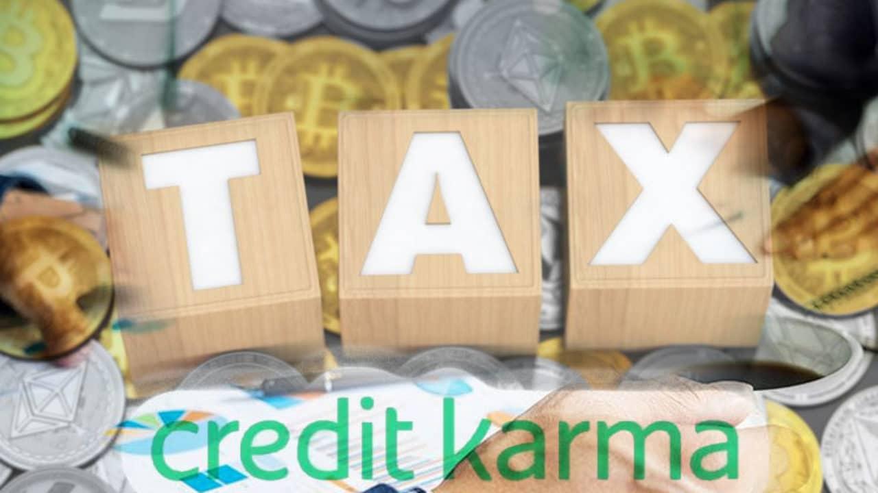 credit karma tax cryptocurrency
