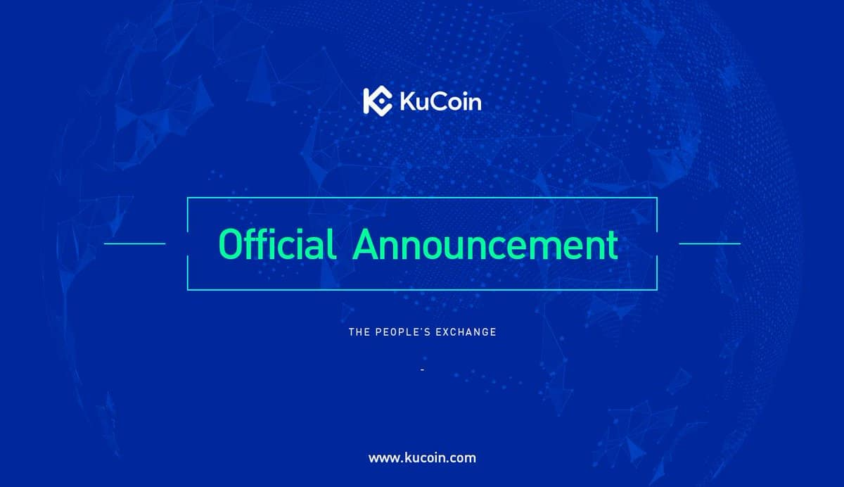 Photo of KuCoin Digital Currency Exchange Platform to Delist the Playgroundz (IOG) Project