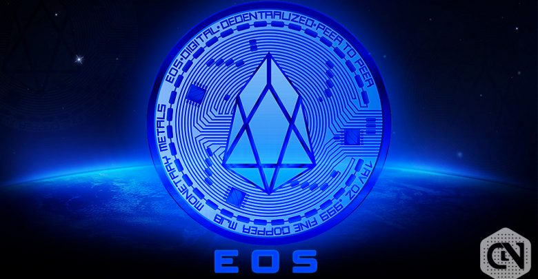 top cryptocurrency eos