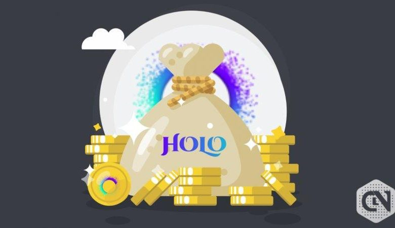 holo cryptocurrency price