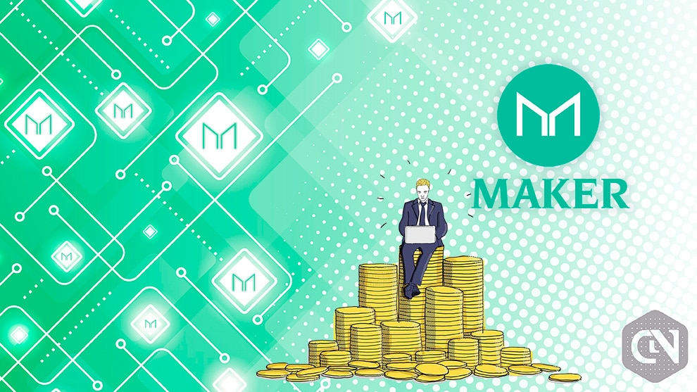 Photo of Maker (MKR) Price Analysis: Will Increase In Stability Fees Of MKR Create An Impact On Its Price?