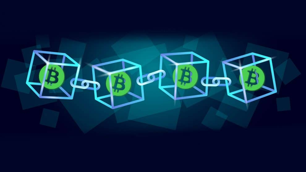 Blockchain-cryptocurrency