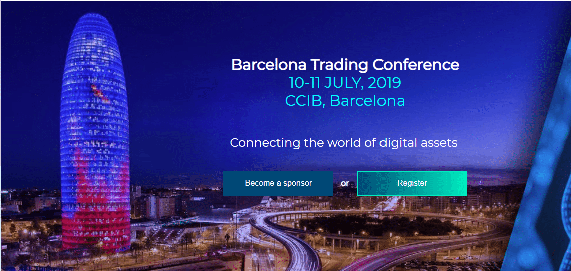 Photo of Barcelona Trading Conference 2019 Gathers Builders of Institutional Crypto Trading