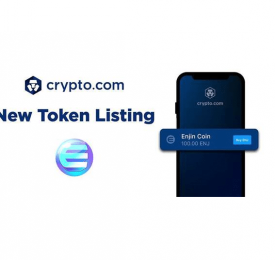 Crypto.com Lists ENJ and Welcomes Enjin Coin's 20 Million Users