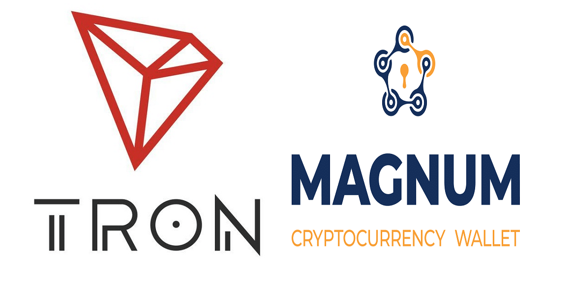 Tron and Magnum Wallet