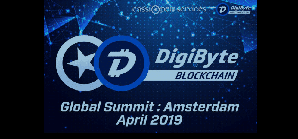 DigiByte Blockchain Global Summit 2019