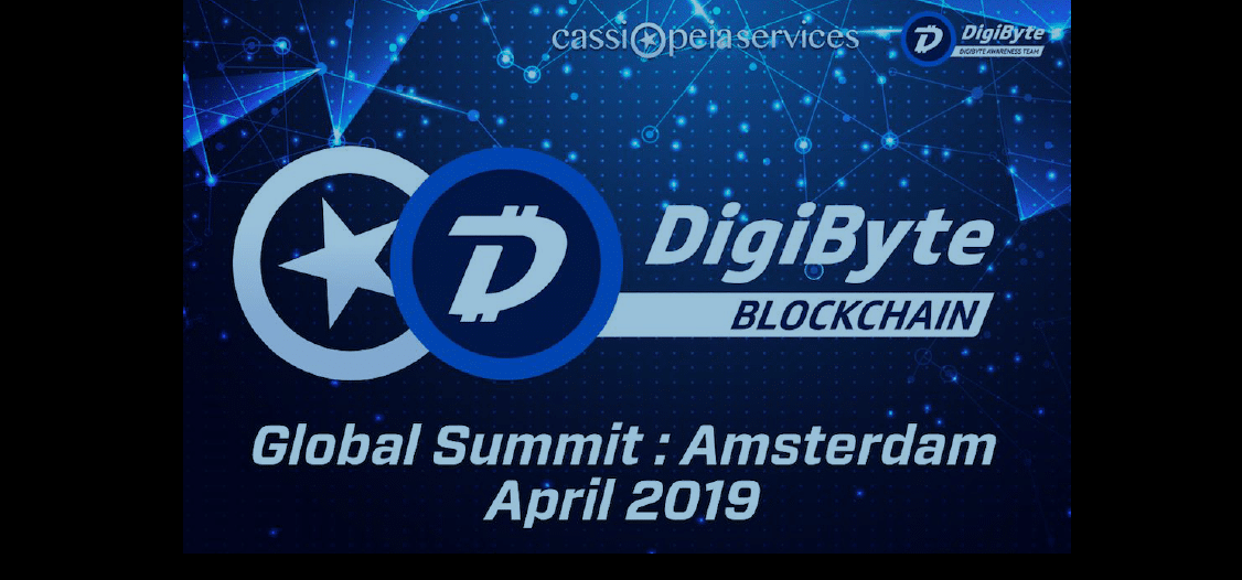 Photo of The First DigiByte Global Summit in Amsterdam – Less Than Two Weeks Away on 19th April 2019