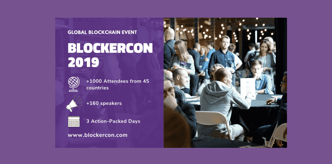 Photo of Internationally Renowned Speakers Announced for Blockercon 2019