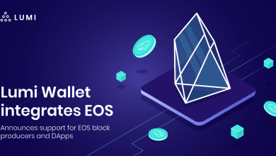 Photo of Lumi Wallet Integrates EOS, Announces Support For EOS Block Producers And DApps