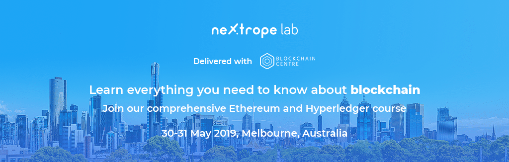 Photo of Nextrope is coming to Australia at last! Melbourne is the next stop in Nextrope's journey across the globe!