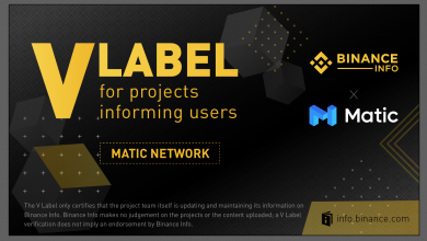 Binance info and matic network